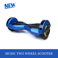 New Coming 2 Wheel Mobility Scooter with Bluetooth Speaker And LED Light for sale