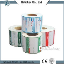 Any die-cutting Mailing And Shipping Labels,White Gloss Inkjet Adhesive Labels