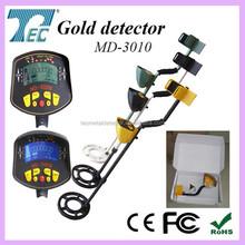 Professional Gold Finder Detector MD-3010II, gold metal scanner