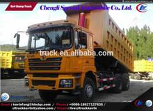 shacman 20 6x4 toneladas de descarga de camiones para la venta