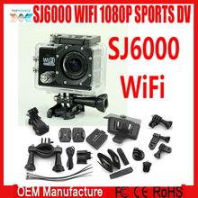 full hd 1080p waterproof dv camera sj6000 wifi wireless share camera video image
