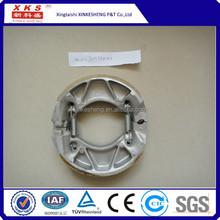 Chinese manufacturer friction product cd125 motorcycle brake shoe