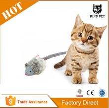 China Pet Products Voice Mice Electric Cat Toys