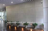 internal wall finishing material green building material fiber cement board