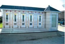 sandwich panel mobile portable toilet with low price for sale