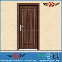 JK-P9005 Hot Sale Inner Door / Bathroom PVC Doors / PVC Door Prices