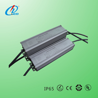 UL led driver 150w 3000mA driver IP67 PF0.92 led power supply shenzhen factory