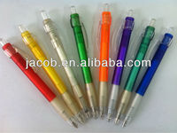best selling good quality ballpoint pen brand logo 1000pcs free shipping