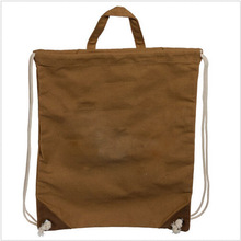 2015 Eco Promotional Waterproof Polyster Drawstring Bags