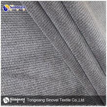 100% Polyester Double Color Cationic Fabric, Sofa Fabric, Warp Knitting Brushed Fabric