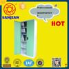SJ-063 steel cabinet used flat pack lock metal storage