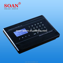 Newest wireless GSM alarm system! Industrial/home automation GSM alarm system stand alone security alarm system