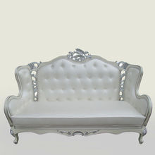 Chinese queen size classic furniture sofa