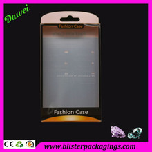 offset printing blister packing/packaging for mobile phone case