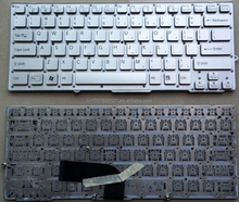 Brand new US Laptop keyboards For Sony VPC SD27EC SD29GC SD48EC SD47EC SD400C SD keyboards no frame