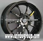 novo tipo de liga leve carro roda f30106
