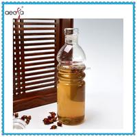 wholesale antique clear heat resistant glass tea pot water bottle