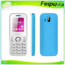 1.8 inch best selling feature phone with 0.3 M camera dual sim cellphone