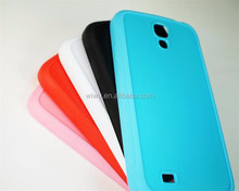 rubber blank sublimation case for galaxy s4 i9500, 5 colors are available