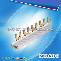 O-1P-63A Pure Copper Busbar Terminal Strip