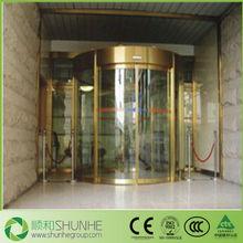 smart glass doors for commercial