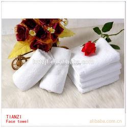 Wholesale 100% Cotton Plain Disposable Bathroom Hand Towels