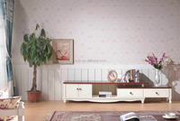 2015New Design Living Room Modern Corner Wooden TV Cabinet