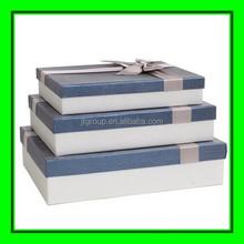 custom printing christmas gift shopping use colorful Christmas paper box