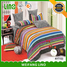 latest design bed sheet set/latest bed sheet designs/contemporary duvet cover