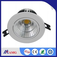 China Manufacturer CE RoHS PF>0.9 60degree led dimmable downlight cob 20w 80Ra