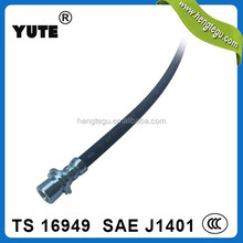 china auto parts manufacturer fmvss 106 epdm hydraulic brake hose/ best selling brake hose