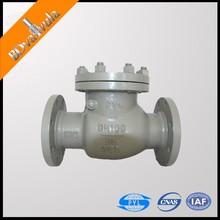 Cast iron check valve wafer type check valve Vertical check valve