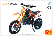 4 stroke Electric Start 50cc Dirt Bike with KKXD engine