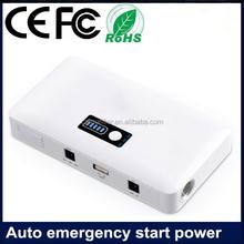 Multi-Function Emergency tools portable car jump starter car