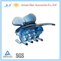 Hot selling butterfly hair clip for girls
