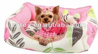 Comfortable Soft Beautiful dog bed