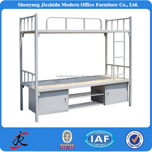 steel queen size bunk bed double deck metal bunk beds for adults double sleeper iron loft bed