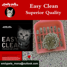Clumping Bentonite Scented Kitty Litter Free Sample