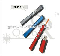 MINI wireless presenter with red laser pointer PPT or powerpointer presenter page up and down