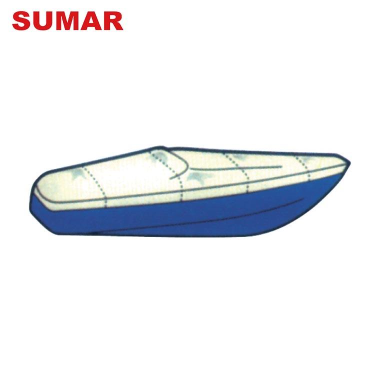 ヨット耐久性小さなクラフトサンシェード防水軽量カバー