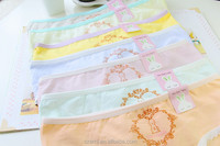 Girls lovely rabbit cartoon cotton panties