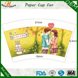 160gsm-350gsm ice cream container size with printed