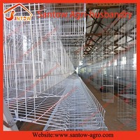 Factory direct high quality Poultry wire mesh cage / steel Cage