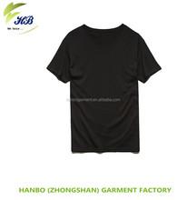 wholesale bulk blank T shirts/plain t shirts/men's Tshirt family couple t-shirt design