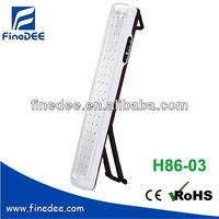 H86-03 LED Household Rechargeable mount Emergency Light