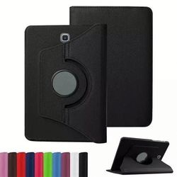 360 Degree Rotating Stand Litchi Leather Cover Case for iPad Mini 2/3