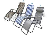 beach chair with screen printing logo