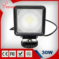 auto off road 5 inch 30w LED 12V / 24V 4WD Work Light Flood Lamp Truck Car Boat Bar 4x4
