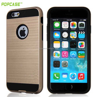 2015 wholesale cell phone case for iphone 6,2 in 1 combo case