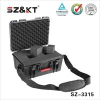 Plastic waterproof equipment case
